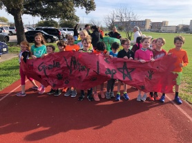 fun run 2nd grade