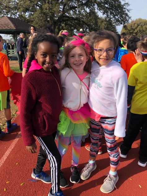 fun run tate girls